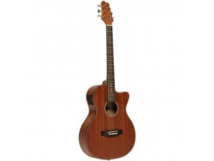 Stagg SA25 ACE MAHO, elektroakustická kytara typu Auditorium