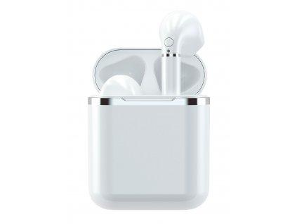 InFuse: bezdrátová sluchátka s nabíjecím pouzdrem a nabíječkou