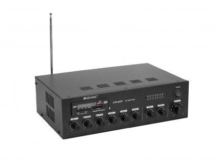 Omnitronic CPE-60P PA, mixážní zesilovač