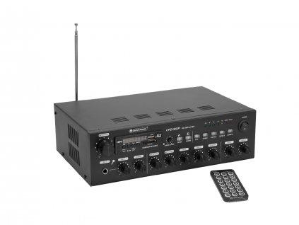 Omnitronic CPZ-120P PA, mixážní zesilovač