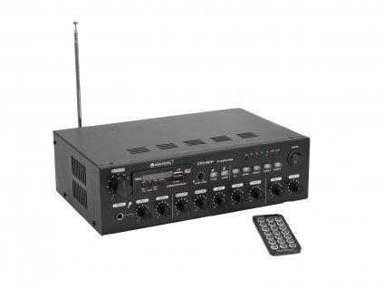 Omnitronic CPZ-60P PA, mixážní zesilovač