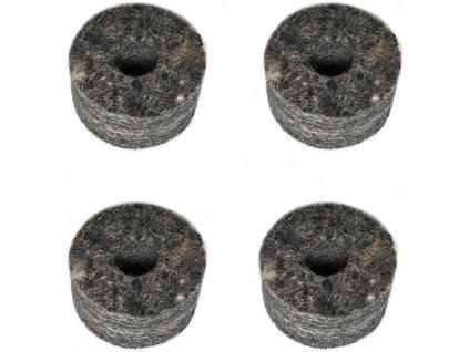 Stagg SPRF4-4, 4ks činelových podložek