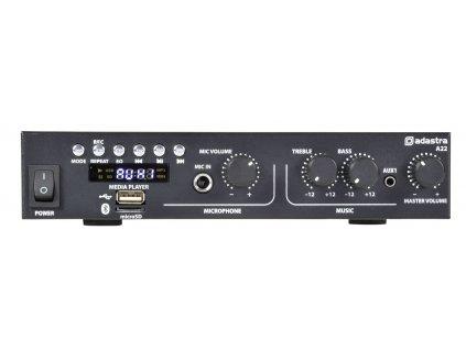 Adastra A22, stereo PA zesilovač MP3/BT/FM
