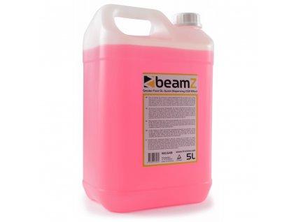 BeamZ náplň do výrobníku mlhy, CO2 efekt, 5L