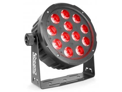 BeamZ Professional BAC506 LED PAR 12x 18W HCL RGBAW-UV, DMX, černý
