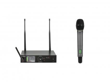 PSSO Set WISE ONE 1, přijímač + kondenzátorový mikrofon 638 - 668 MHz