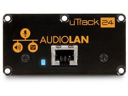Audio LAN Option Card for uTrack24