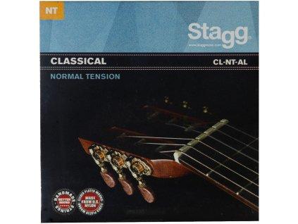 Stagg CL-NT-AL, sada strun pro klasickou kytaru, normální pnutí