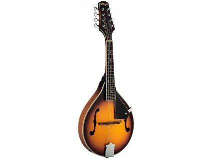 Stagg M40 S, bluegrassová mandolína, masiv