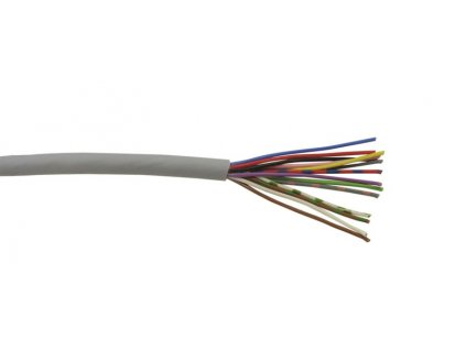 Kabel datový stíněný LiYCY 14x0.14 qmm, role 100m