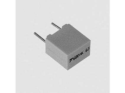 Fóliový kondenzátor 100F