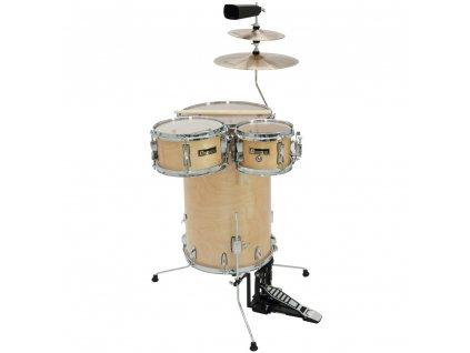 Dimavery CDS bicí sada Coctail, přírodní