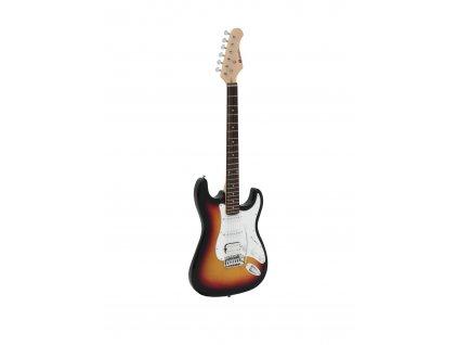 Dimavery ST-312, elektrická kytara, sunburst
