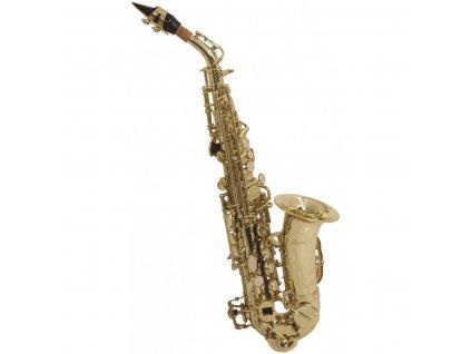 Dimavery SP-20 B Soprán saxofon, zahnutý