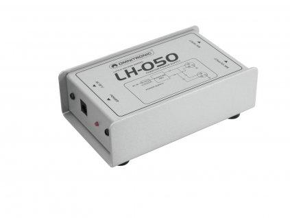 Omnitronic LH-050, fantomové napájení