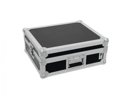 Gramo case Tour Pro, profesionální přepravní gramofonní kurf černý