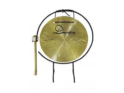Dimavery gong se stojánkem, 25 cm
