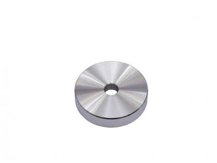 Puk středový pro gramofon, hliníkový