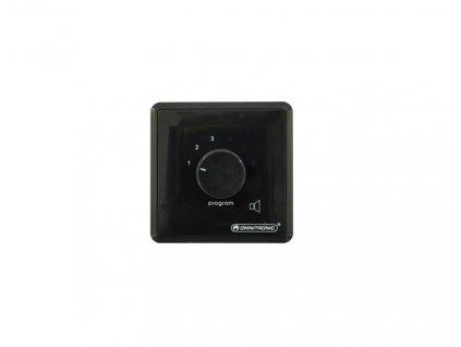 Omnitronic ELA programový regulátor stereo černý