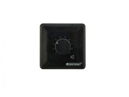 Omnitronic ELA LS - regulátor stereo 30 W - černý