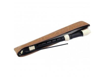 Dimavery flétna zobcová sopránová, barokní prstoklad