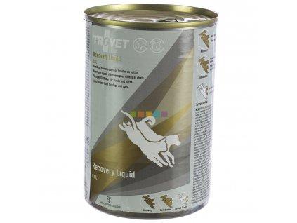 TROVET Recovery Liquid CCL dog/cat 395 g