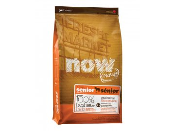 NOW FRESH Grain Free Senior 2,72kg