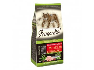 PGF Cat Urinary Turkey&Herring 2kg