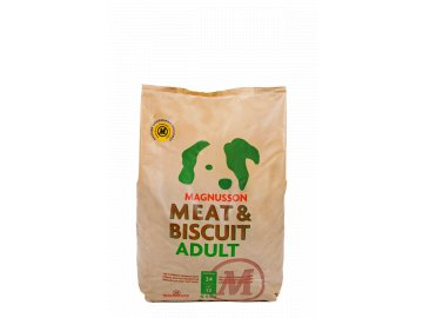 Magnusson Meat Biscuit ADULT 2kg