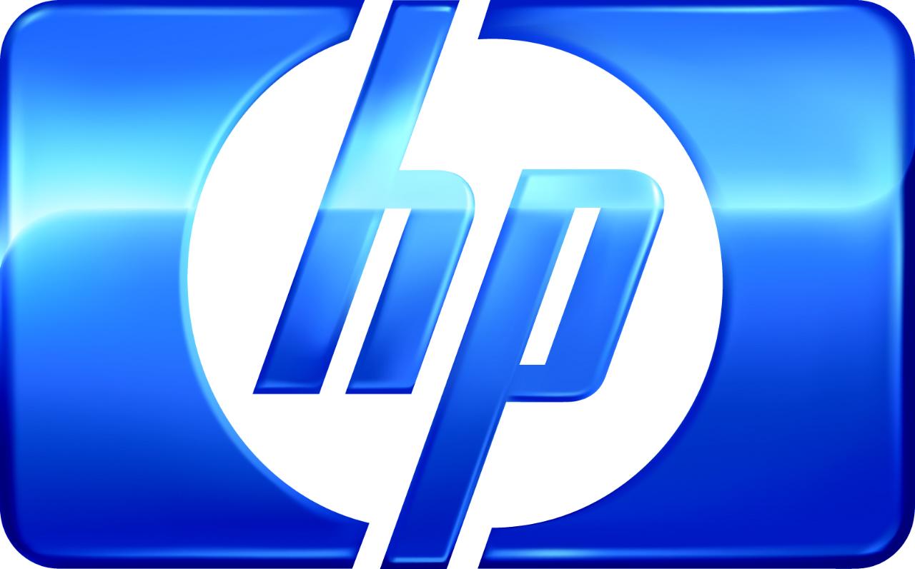 Náplně HP