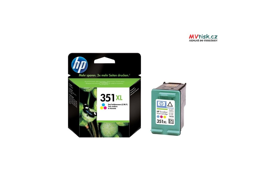 hp 351xl color