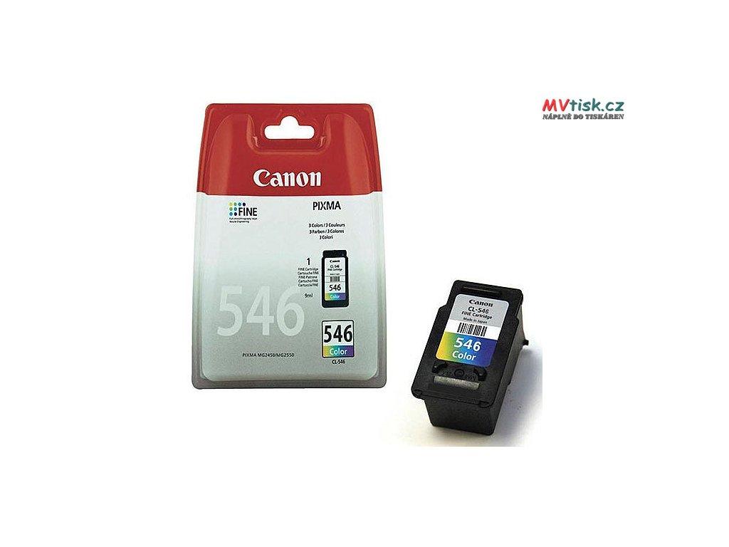 canon cl546 colour ink cartridge