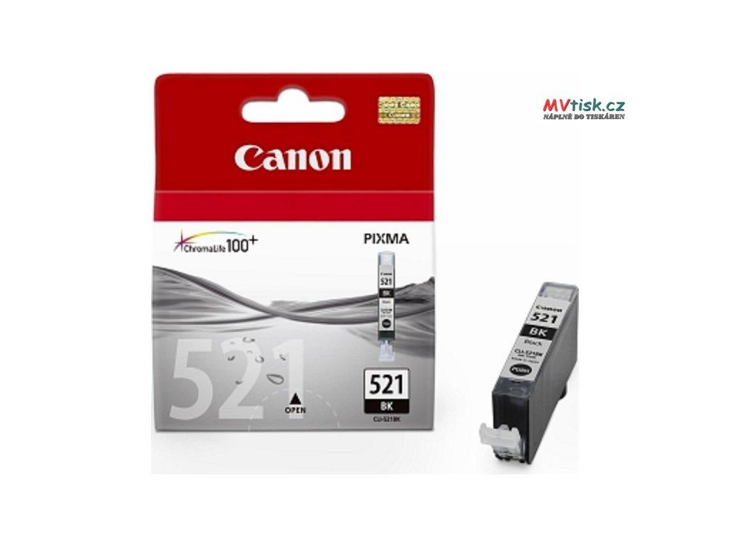 CanonCLI 521BK
