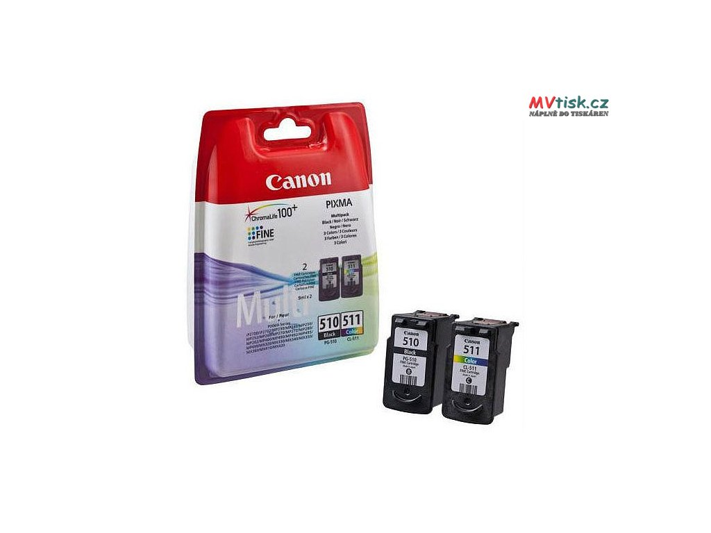 canon pg 510 cl 511