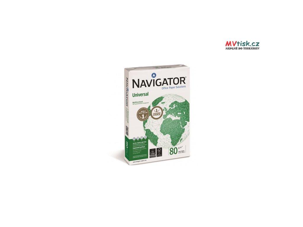 kancelarsky papir navigator universal a4 80 g 500 listu default
