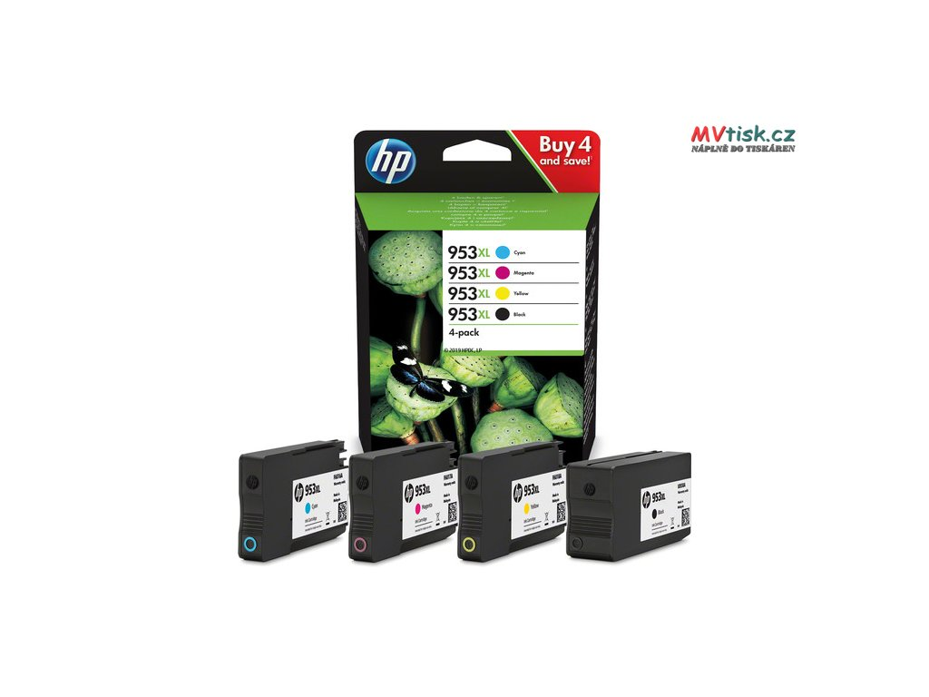 hp 953xl multipack