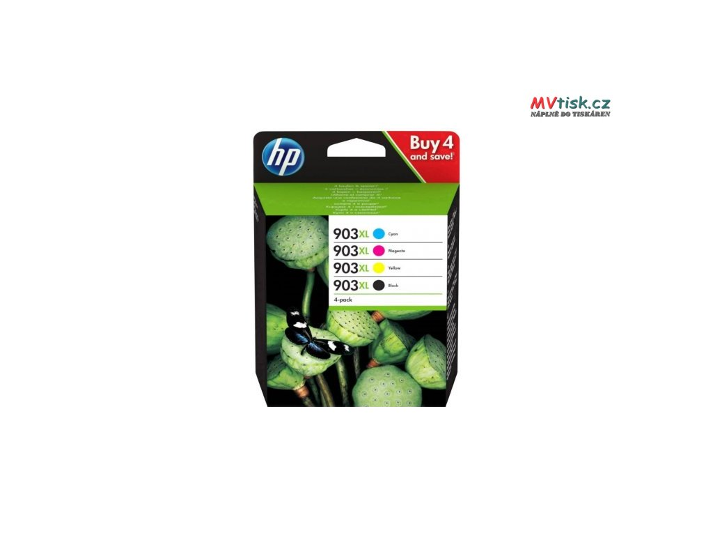 hp 903xl multipack