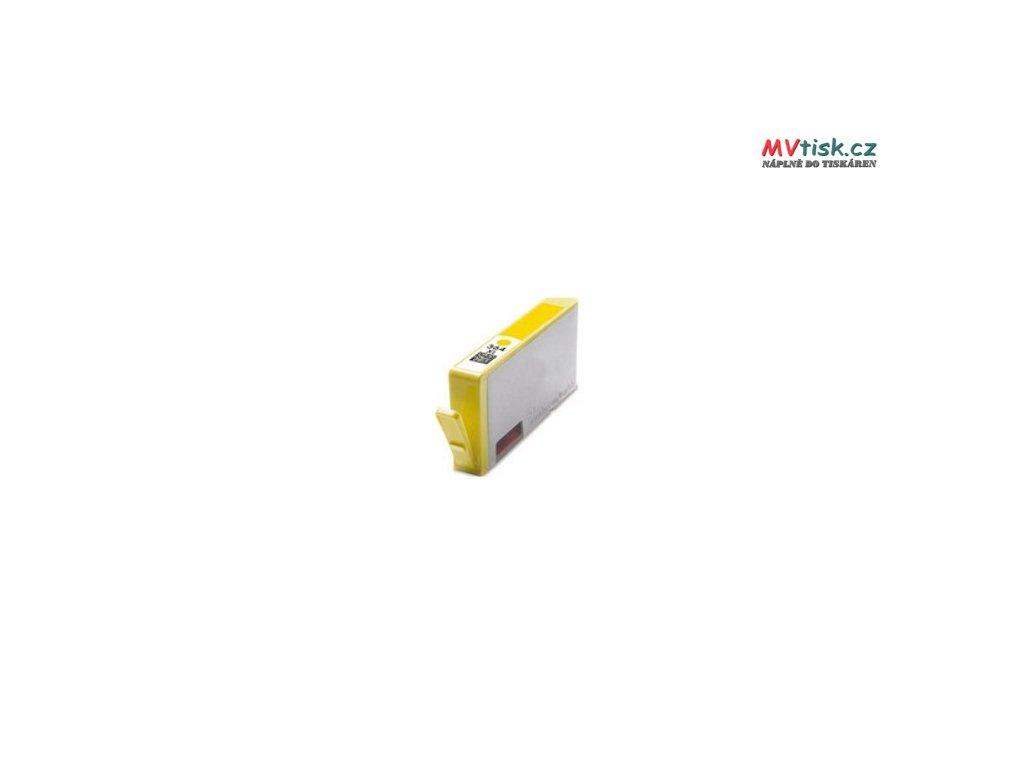 cz112ae no 655 yellow kompatibilni inkoustova kazeta barva naplne zluta 600 stran i107919