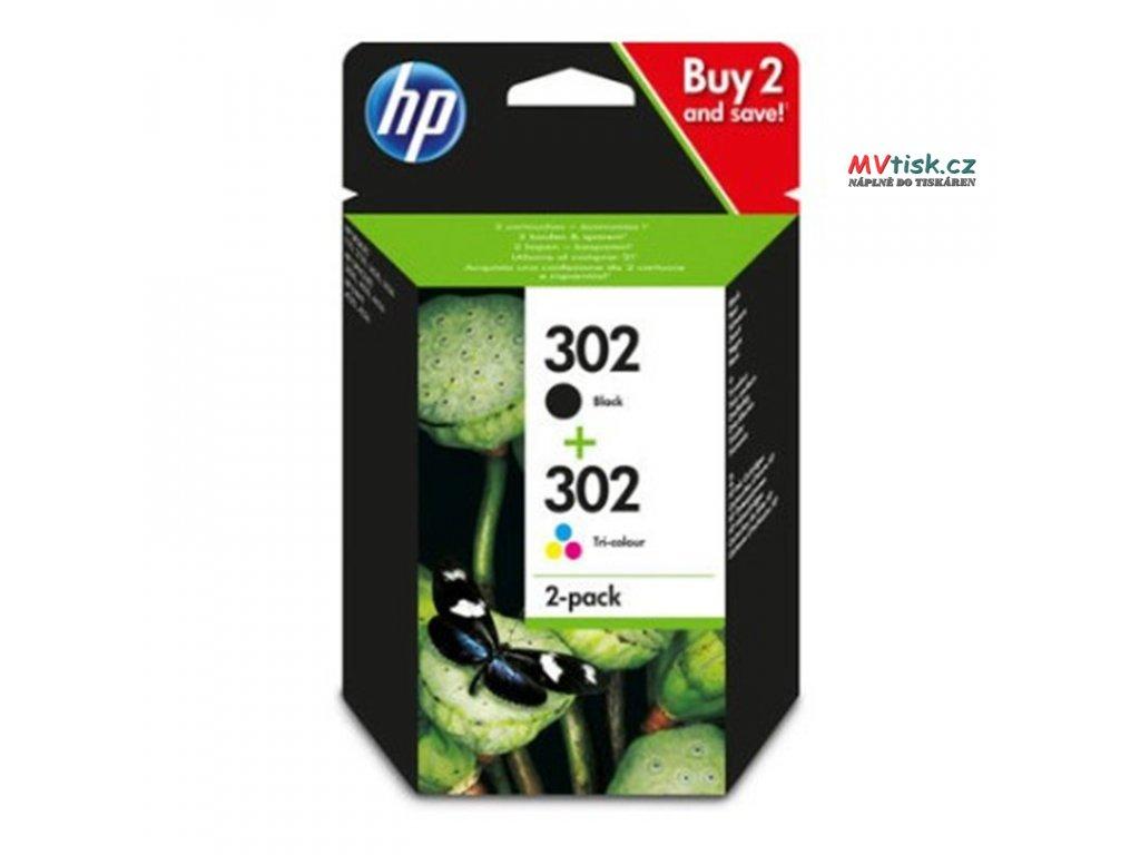 HP 302 Original Ink Cartridge Combo 0a s