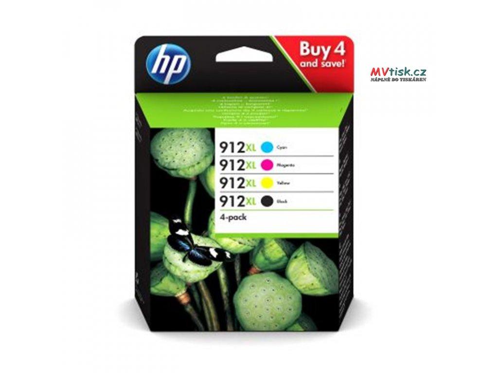 HP 912XL 4pack 1a