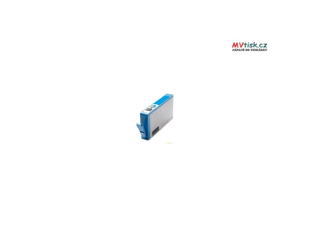 cz110ae no 655 cyan kompatibilni inkoustova kazeta barva naplne azurova 600 stran i107913