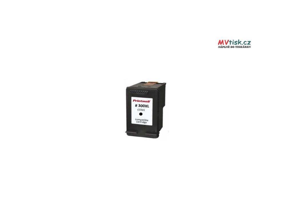 cc641ee no 300xl kompatibilni inkoustova kazeta barva naplne cerna 950 stran i84499