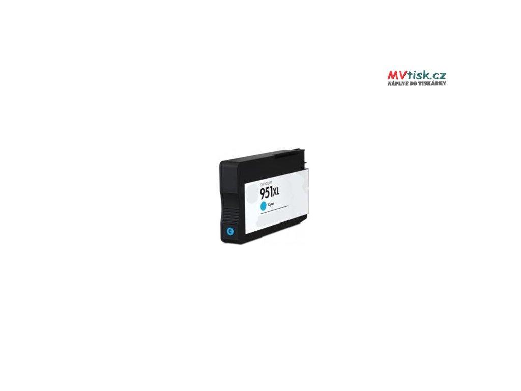 951xl cyan cn046ae kompatibilni inkoustova kazeta barva naplne azurova 1500 stran i89905