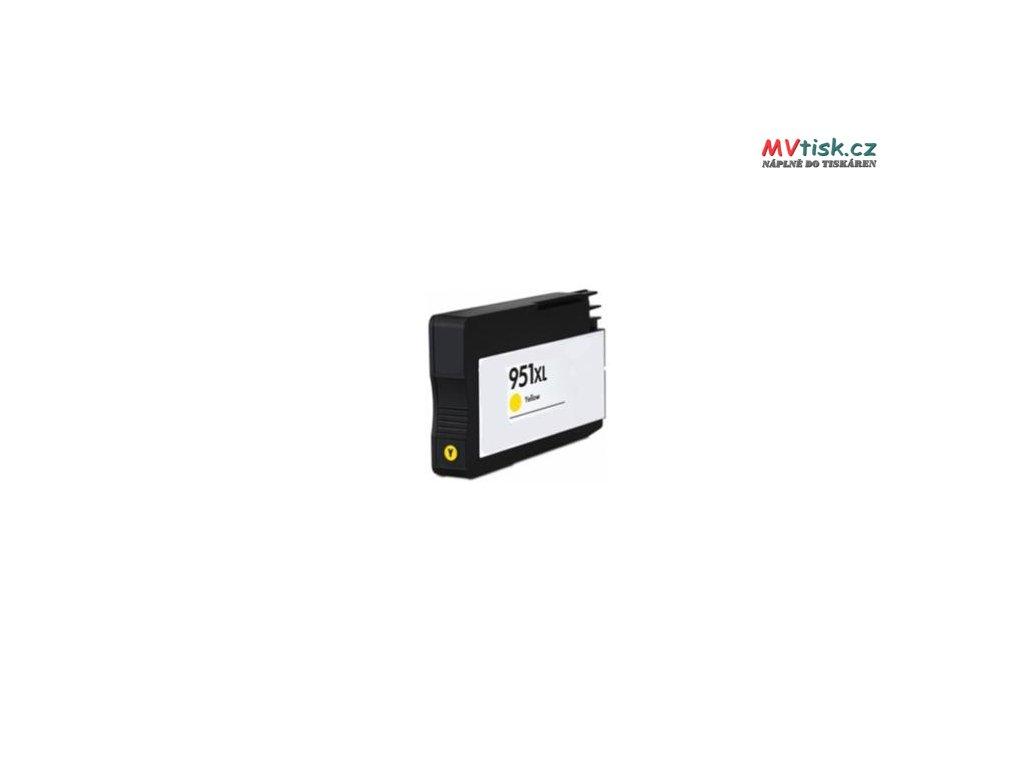 951xl yellow cn048ae kompatibilni inkoustova kazeta barva naplne zluta 1500 stran i89911