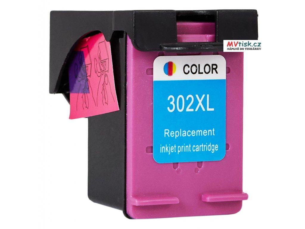 302 f6u65ae 301 inkoustova kazeta new chip barva naplne tribarevna 330 stran i160755