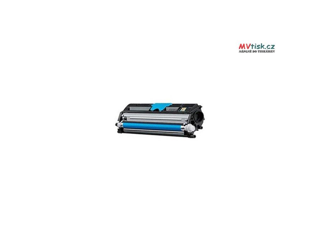 magicolor 1600 a0v30hh kompatibilni tonerova kazeta barva naplne azurova 2500 stran i85297