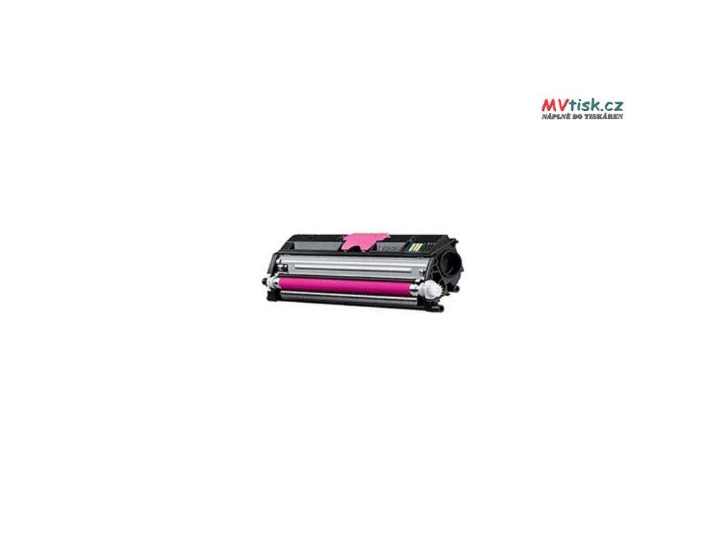magicolor 1600 a0v30ch kompatibilni tonerova kazeta barva naplne purpurova 2500 stran i85299