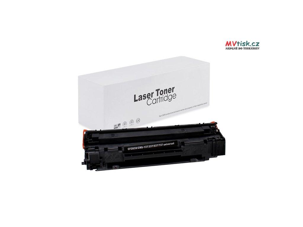 Kompatibilní toner HP CF 283 X 2400 stran PATENT OK