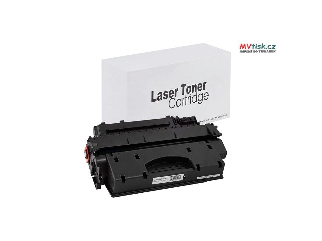 HP CE505X - kompatibilní toner 6900 stran
