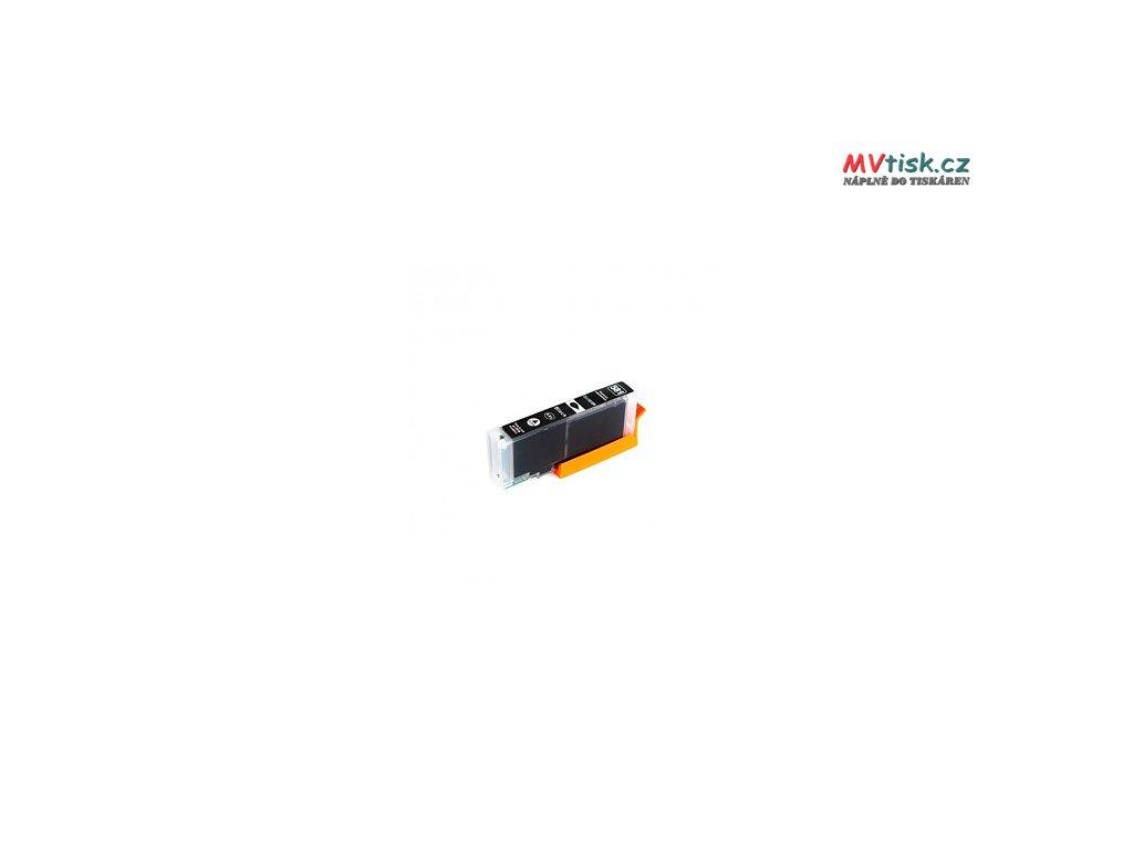 kompatibilni inkoustova cartridge canon cli 581 xxl black 13ml